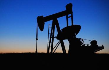 Trivella per estrazione petrolio