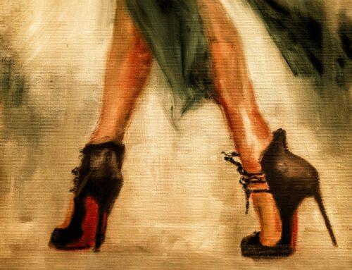 Chiara Ferragni: dai social alle scarpe, il passo è breve.